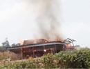 Phát hiện một người tử vong sau đám cháy nhà dữ dội