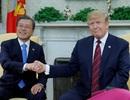 Ông Trump để ngỏ thượng đỉnh 3 bên về giải trừ hạt nhân Triều Tiên