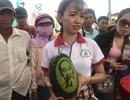 Quảng Ngãi:  Độc đáo lễ hội dưa hấu Bình Sơn