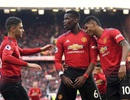 Man Utd 2-1 West Ham: Cú đúp từ chấm 11m của Pogba