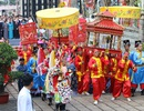 Lãnh đạo TPHCM dâng hương tưởng nhớ các Vua Hùng
