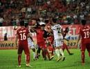 Hải Phòng bị Đà Nẵng chia điểm trong trận đấu trọng tài rút nhầm thẻ đỏ