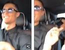 """C.Ronaldo """"hứng gạch đá"""" khi đưa bồ đẹp con xinh đi chơi bằng xế hộp"""