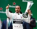 Hamilton thắng thuyết phục tại chặng đua F1 thứ 1000