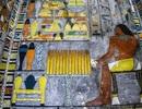 Hé lộ hình ảnh kinh ngạc khi mở mộ cổ Ai Cập 4.400 năm tuổi