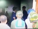 Nam thanh niên nghi ngáo đá, ém hung khí cố thủ trong nhà