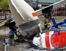 """Máy bay đâm phải trực thăng tại """"sân bay nguy hiểm nhất thế giới"""" gần đỉnh Everest"""