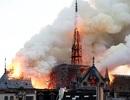 Vì sao đám cháy tại Nhà thờ Đức Bà Paris khó dập tắt nhanh chóng?