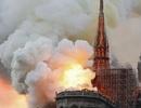 """Nghi vấn """"thủ phạm"""" gây ra vụ hỏa hoạn ở Nhà thờ Đức Bà Paris"""