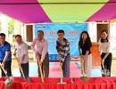Khởi công xây dựng phòng học Dân trí thứ 24 tại điểm trường Khu Măng, Phú Thọ