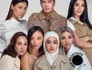 Người mẫu Quang Đại lên bìa tạp chí Singapore cùng dàn người đẹp Đông Nam Á