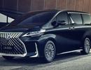 Lexus chính thức giới thiệu mẫu LM MPV