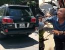Liệu có việc chiếc xe Lexus LX570 đâmchết người nhưng chưa bị tạm giữ?