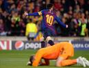 Messi thừa nhận ghi bàn may mắn khi De Gea mắc sai lầm