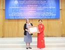 Người phụ nữ Mỹ hết lòng vì nạn nhân da cam Việt Nam nhận Huân chương Hữu nghị của Chủ tịch nước