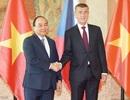 Thủ tướng Nguyễn Xuân Phúc thăm Cộng hòa Séc là dấu mốc quan trọng
