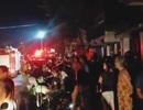 Đôi vợ chồng cùng con gái tử vong trong ngôi nhà cháy
