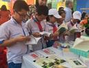 Hàng ngàn người dân, học sinh đến với ngày hội đọc sách