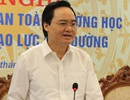 Bộ trưởng Phùng Xuân Nhạ: Giáo viên vi phạm đạo đức sẽ không cho đứng lớp