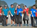 Dàn sao Quảng Ninh đi nhặt rác trước đại chiến vòng 6 V-League