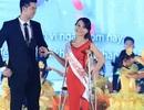 Cô gái một chân từng nổi tiếng mạng xã hội tự tin khoe sắc ở cuộc thi hoa khôi