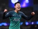 Son Heung Min sánh đôi cùng Messi ở đội hình tiêu biểu tứ kết Champions League