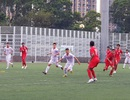 U18 Việt Nam thắng U18 Singapore trận ra quân giải U18 quốc tế