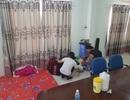 Nhà ở xã hội Hoàng Quân Nha Trang: Cư dân mang đồ đạc, chăn màn… vào ở trụ sở dự án