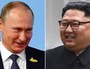 Ông Kim Jong-un đánh tiếng hợp tác với ông Putin giữa lúc căng thẳng với Mỹ