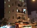Cảnh sát khám xét căn nhà 5 tầng ở Nha Trang liên quan đến người Trung Quốc