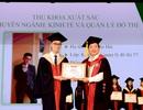 Thêm 1322 cử nhân tốt nghiệp ngành kinh tế