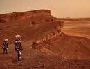 Các phi hành gia trên đường tới sao Hỏa có thể phải đeo kính bơi