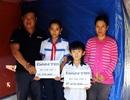 Phú Yên: Trao 66 triệu đồng cho 3 mẹ con chị Hồ Thị Thừa