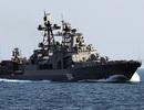 Nhóm tàu Hạm đội Thái Bình Dương Nga kết thúc chuyến thăm Việt Nam