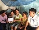 Gần 56 triệu đồng đến với hoàn cảnh anh Mã Văn Thuận