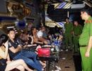 Tạm giữ 37 đối tượng sử dụng ma túy trong quán karaoke
