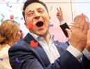 Diễn viên hài đắc cử tổng thống Ukraine