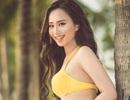 Chân dung Hương Trà - người đẹp giành vương miện Hoa hậu Thế giới người Việt tại Pháp
