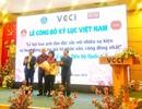 AIC Group xác lập kỷ lục Guiness Việt Nam với Lễ hội Hoa Anh Đào 2019