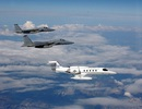 Tổng thống Mỹ được bảo vệ từ trên không ra sao?