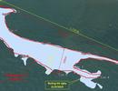 """Đảo nổi kỳ lạ giữa biển Hội An đang """"bung nở"""" với diễn biến phức tạp"""