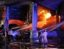 Lửa bao trùm gần 10 tiếng ở nơi từng diễn tập chữa cháy trong 20 phút
