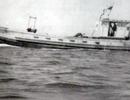 Hải trình ra Bắc bằng tàu đánh cá gặp nhiều sóng gió của ông Lê Đức Anh