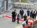 Nga trải thảm đỏ sẵn sàng đón tiếp ông Kim Jong-un
