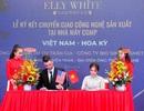 Elly White khánh thành nhà máy mỹ phẩm công suất lớn tại TP Hồ Chí Minh