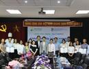 10 sinh viên xuất sắc được nhận học bổng của doanh nghiệp Hàn Quốc