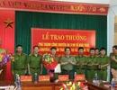 Khen thưởng chuyên án phá rừng tại VQG Phong Nha - Kẻ Bàng