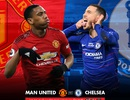 Man United - Chelsea: Hâm nóng cuộc đua ngầm Pogba - Hazard