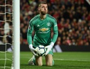 De Gea chơi tệ nhất trong thất bại của Man Utd ở derby Manchester