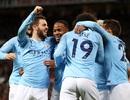Những khoảnh khắc hạnh phúc của Man City ở chiến thắng trước Man Utd